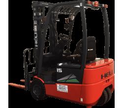 Электропогрузчик 1,5 тонны Heli CPD15SQ-GB2 (P) (3-х опорный)