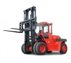 Дизельный погрузчик 12,0 тонн Heli CPCD120-(09)